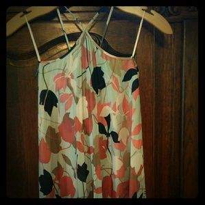 """""""Missoni"""" Silk Jersey Subtlety Pleated Swing Dress"""